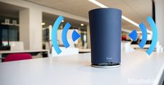 The Google OnHub is stupid easy to set up and gives you more reliable Wi-Fi through smart software.