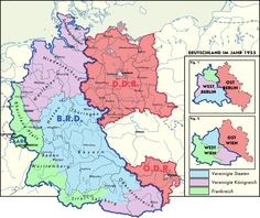 So a long time ago - over 3 years -, I made a map, Alternate Divisions of Germany (nanwe01.deviantart.com/art/Alt…) and I decided to try my luck at the same scenario, sort of, to see how it ...