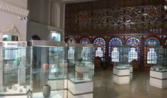 The Kurdish Museum in Sinê City, Kurdistan.