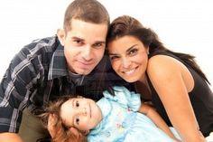 Beautiful family portrait.