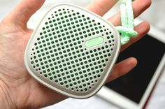 Nude Audio Move S Bluetooth Speaker - Mint - Beautytwist.