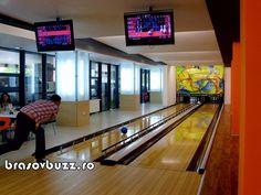 S-a deschis pista de bowling la Agrement Tâmpa.