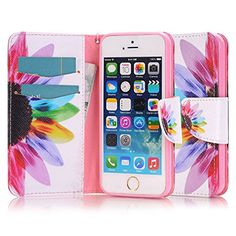 iPhone SE Case,iPhone 5/5s/SE Wallet Case,Riogoo Leather Wallet Case Flip Cover With Credit Card Holder for iPhone 5/5s/SE #5 RIOGOO http://www.amazon.com/dp/B01D8C1F8M/ref=cm_sw_r_pi_dp_IhFfxb1X1NQ50
