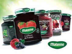 2008 MATERNE range Merian, Packaging, Salsa, Jar, Fruit, Vegetables, Food, Purple Cabbage, Essen