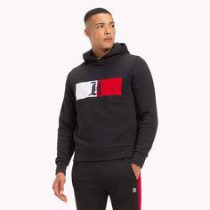 dabfbd12c078ef Tommy Hilfiger Lewis Hamilton Flag Logo Hoodie Logos