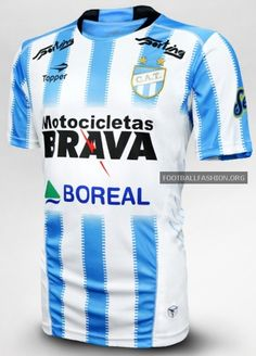 Atlético Tucumán 2013 Topper Home and Away Jerseys