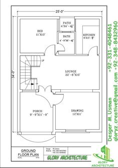 4 mara house plan House planing drawing we are providing drawings and design serves in islamabad and rawalpindi or housing society 2bhk House Plan, 3d House Plans, Indian House Plans, Simple House Plans, Model House Plan, Duplex House Plans, House Layout Plans, Bungalow House Design, House Front Design