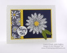 Swap Share Saturday: 10 Delightful Daisy Bundle cards! | DOstamping with Dawn | Bloglovin'