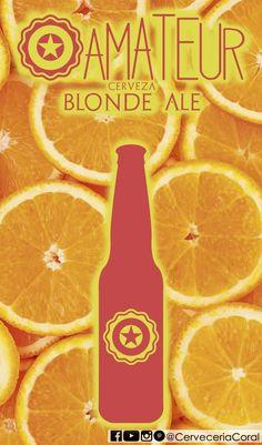 @cervezaamateur estilo #blondeale by @cerveceriacoral