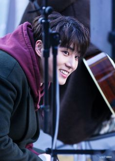 Youngest K Brian Rapper, Young K Day6, Kim Wonpil, I Love Him, My Love, Love Your Smile, Important People, Yugyeom, Kpop Boy