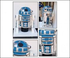 star wars themed cakes - Google Search