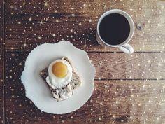 Breakfast morning.