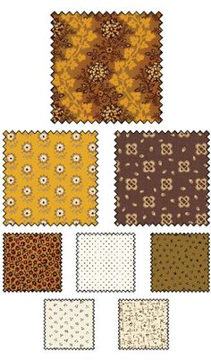 Civil War Times by Erin Turner for Penny Rose Fabrics Great quilt pattern for any civil war quilt!