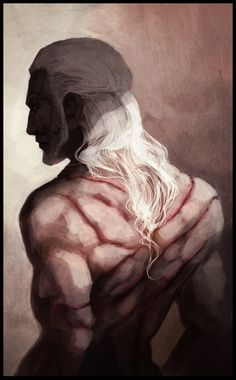 The Witcher: Geralt of Rivia by coupleofkooks