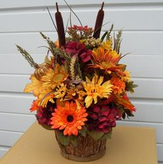 Fall Flower Arrangements | christmas floral arrangements these christmas floral arrangements will ...