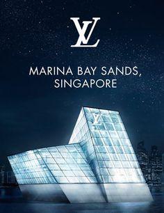 Louis Vuitton store, Singapore