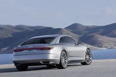 A9: Meer beeldmateriaal van Audi's S-klasse coupé killer