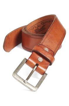 40c1030b6b4 Men s Remo Tulliani  Pio  Leather Belt Cinto De Couro