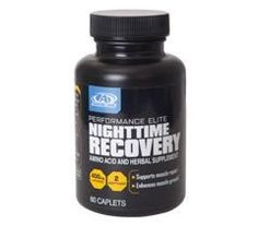 Nighttime recovery is amazing while you sleep!!