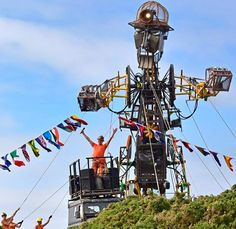 The incredible Man Engine of Cornwall