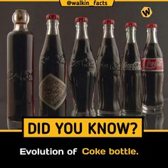 coke bottle facts - All the Interesting Information You're Wondering Here True Interesting Facts, Some Amazing Facts, Interesting Facts About World, Intresting Facts, Unbelievable Facts, Interesting Information, Funny Fun Facts, Wierd Facts, Wow Facts
