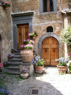 Beautiful rustic italian home decoration ideas