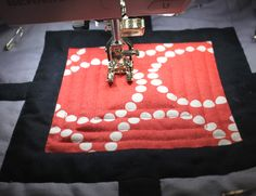 Yes, You Can Free-Motion Quilt on a Regular Sewing Machine!
