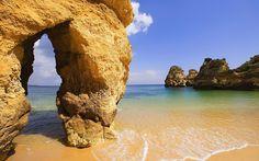 Las mejores playas de Algarve en Portugal - http://www.absolutportugal.com/las-mejores-playas-de-algarve-en-portugal/