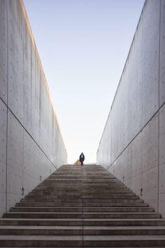 Tadao Ando, Lorenzo Zandri / ZA² · Museum Langen Foundation