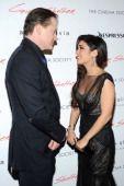Vanessa Hudgens and Brendan Fraser