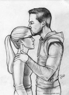 #Arrow #Olicity