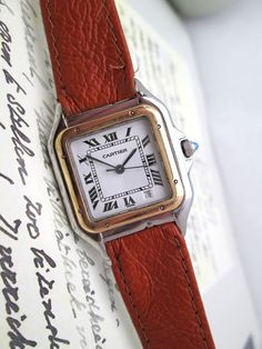 Catawiki online auction house: Cartier Panthere – Women's watch