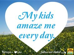 <3 my kiddo's!
