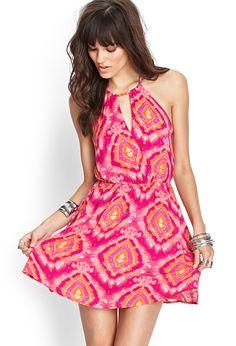 Tie-Dye Cami Dress | FOREVER21 #SummerForever
