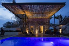Gallery of Niop Hacienda / AS arquitectura + R79 - 2