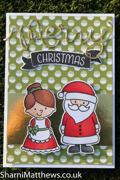 Christmas Card - Avery Elle - North Pole Pals