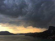 #tormenta #valledebravo #atardecer