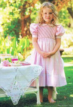Girls Smocked Dresses, Flower Girl Dresses, Country Bumpkin, Silk Romper, Patterned Sheets, Smock Dress, Silk Skirt, White Silk, Kids Wear