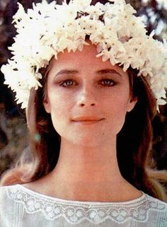 Flower Crown:: Charlotte Rampling Pastel Dress