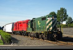 RailPictures.Net Photo: RCRY 701 Raritan Central Railway EMD GP20 at Edison, New Jersey by Eric Bielen