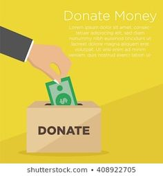 Donation and Giving poster Template ?