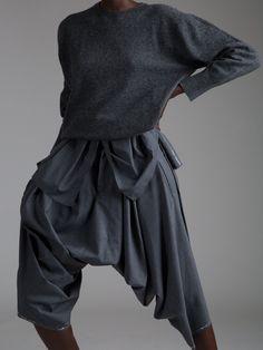 Vintage Comme des Garçons Knit Sweater Designer Vintage Clothing Minimal Fashion