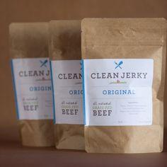 Clean Jerky 3oz (case of 12) - Save 10% - PaleoFitPaleoFit