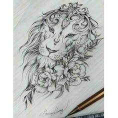 Ideas For Tattoo Small Leg Thighs - tatoo feminina
