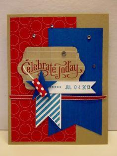 Pretty Provisions: Celebrate Today patriotic