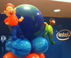 Balloon Decor vs Balloon Art...what is the difference?