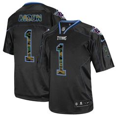 7 Best Authentic Warren Moon Jersey: Titans Big & Tall Elite Limited  for cheap