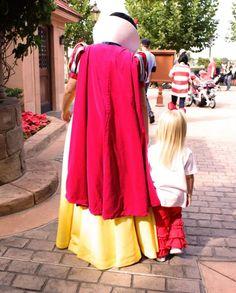 Walt Disney World- Princess Photography