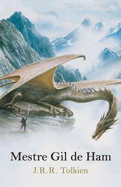 Capa do livro Mestre Gil de Ham do autor J. R. R. Tolkien