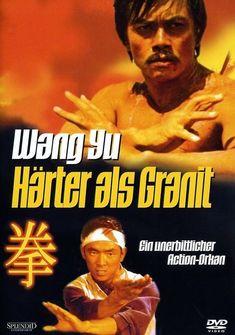 WANG YU - HÄRTER ALS GRANIT Uncut CHEN SING Eastern Kultfilm Klassiker DVD Neu
